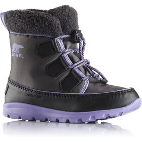 Sorel Whitney Carnival Stivali Bambino, dark grey/paisley purple